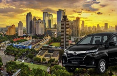 Sewa Mobil Jogja ke Jakarta