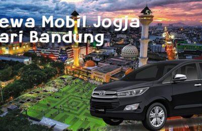 Sewa Mobil Jogja Dari Bandung