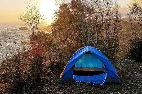 sunset-bukit-pengilon Bukit Pengilon Yogyakarta : Wisata Alam di Dusun Ngelo