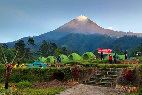 camping-bukit-kali-kuning Keindahan Wisata Alam di Bukit Kali Kuning Yogyakarta