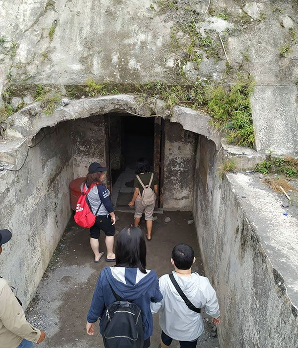 fasilitas-bunker-kaliadem Wisata Seru di Bunker Kaliadem Merapi Yogyakarta