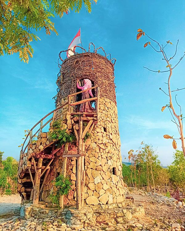harga-tiket-masuk-tebing-watu-mabur Camping Ground Yang Seru di Tebing Watu Mabur