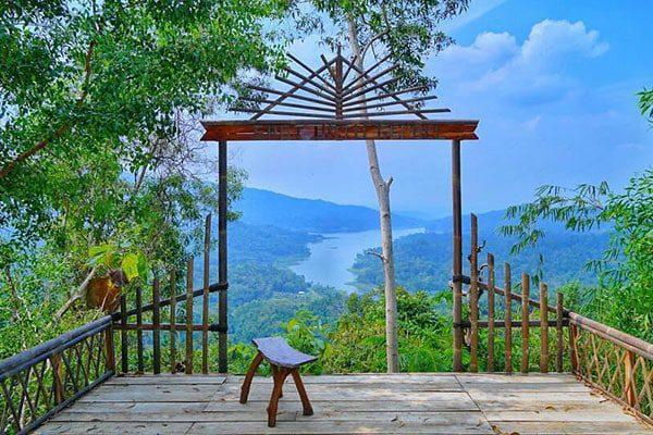 Lokasi Bukit Cendana Kulonprogo