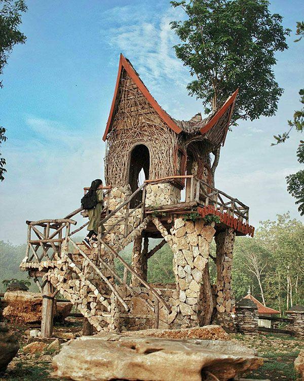 rute-tebing-watu-mabur Camping Ground Yang Seru di Tebing Watu Mabur