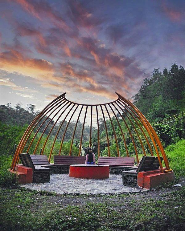 Wisata Alam Bukit Kali Kuning